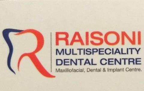 Raisoni multispeciality dental centre, nashik