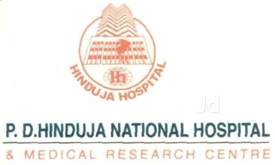 Hinduja Hospital - Mahim | Lybrate.com