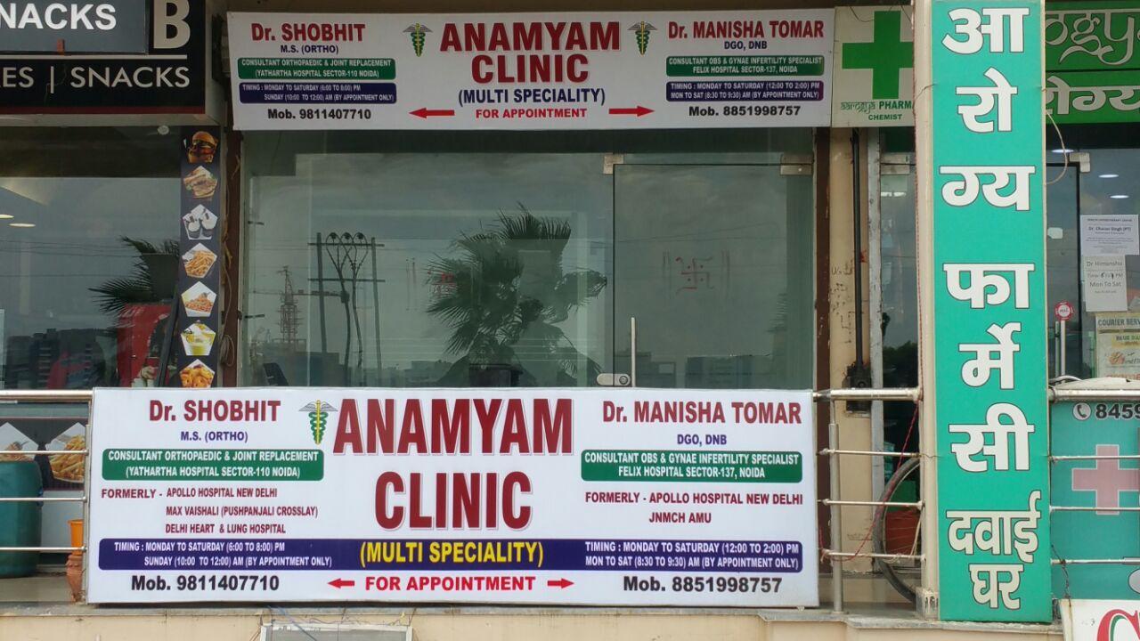 Anamyam Clinic, Noida