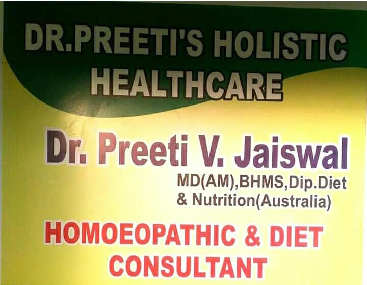Dr.Preeti's Holistic Health Clinic | Lybrate.com
