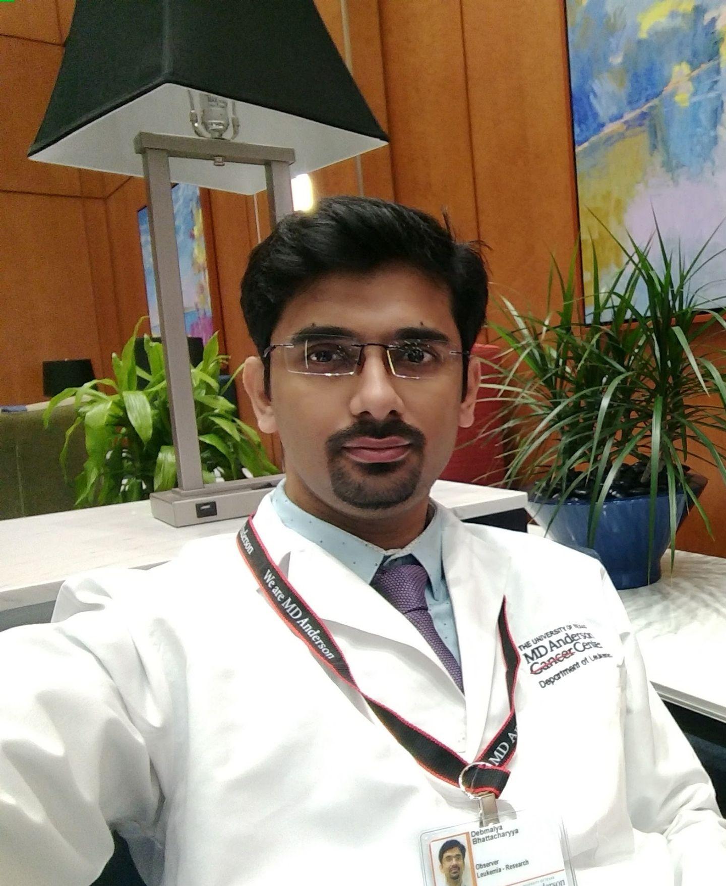 Dr  Debmalya Bhattacharyya, Hematologist, Kolkata | Lybrate