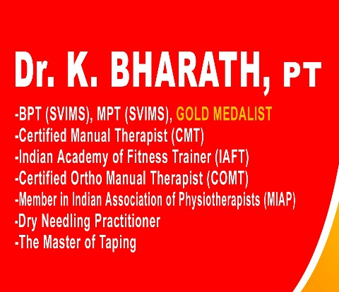 Physiotherapists in Tirupati - Book Instant Appointment, Consult