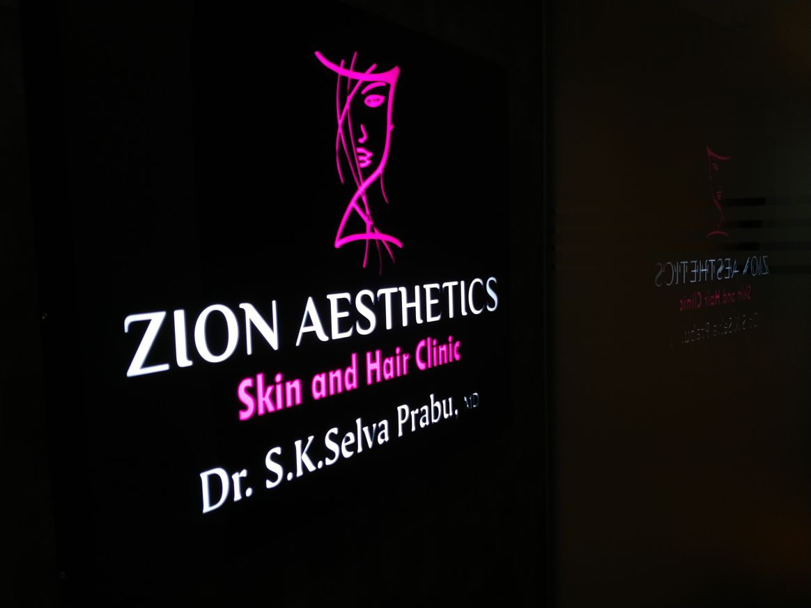 Zion Aesthetics Skin And Hair Clinic,