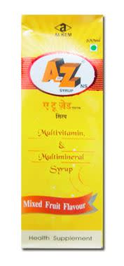 d18cb895dcd A to Z NS Syrup  Find A to Z NS Syrup Information Online