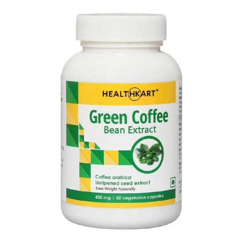 Healthkart Green Coffee Bean Extract Capsule Find Healthkart Green Coffee Bean Extract Capsule Information Online Lybrate