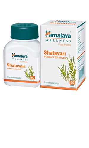 Himalaya Wellness Pure Herbs Shatavari Women s Wellness Tablet