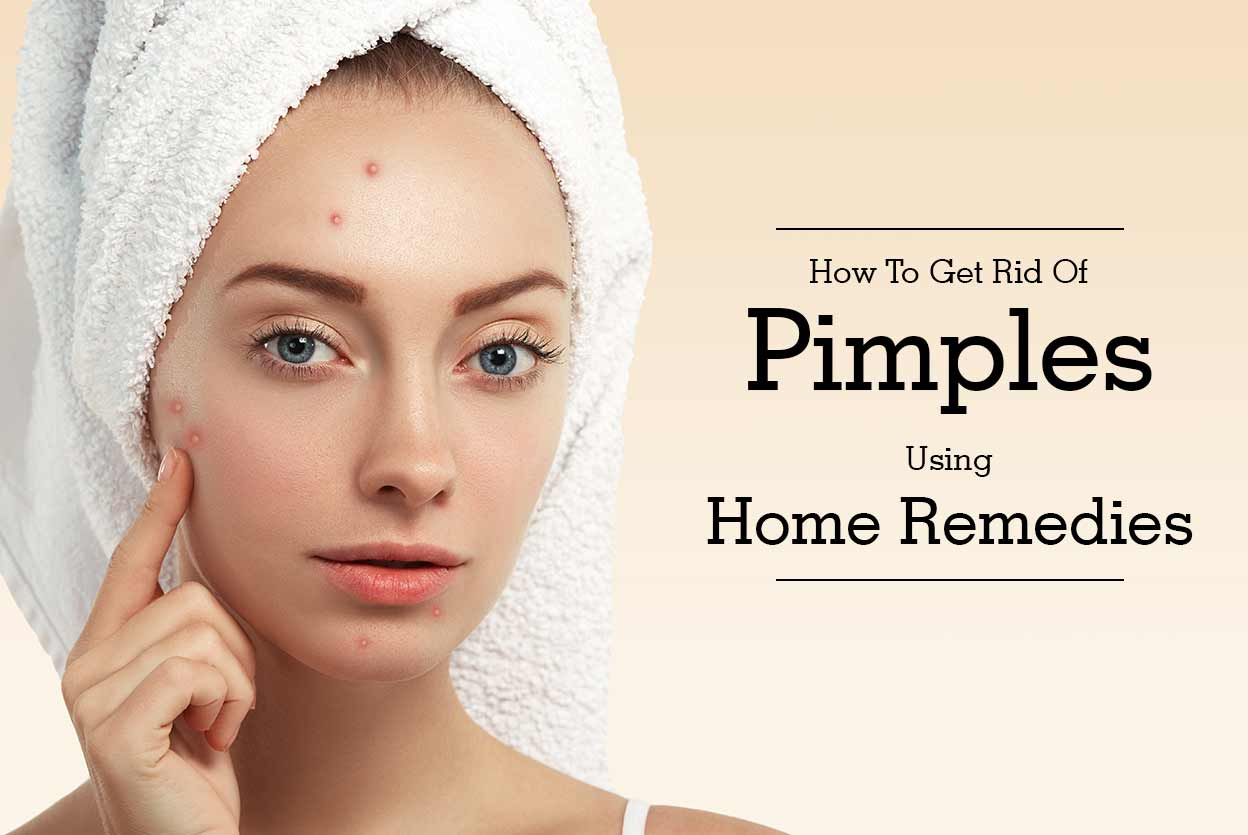 To remove pimples natural methods 13 Powerful