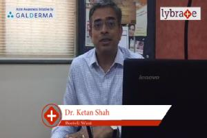 Lybrate   Dr. Ketan shah speaks on importance of treating acne early