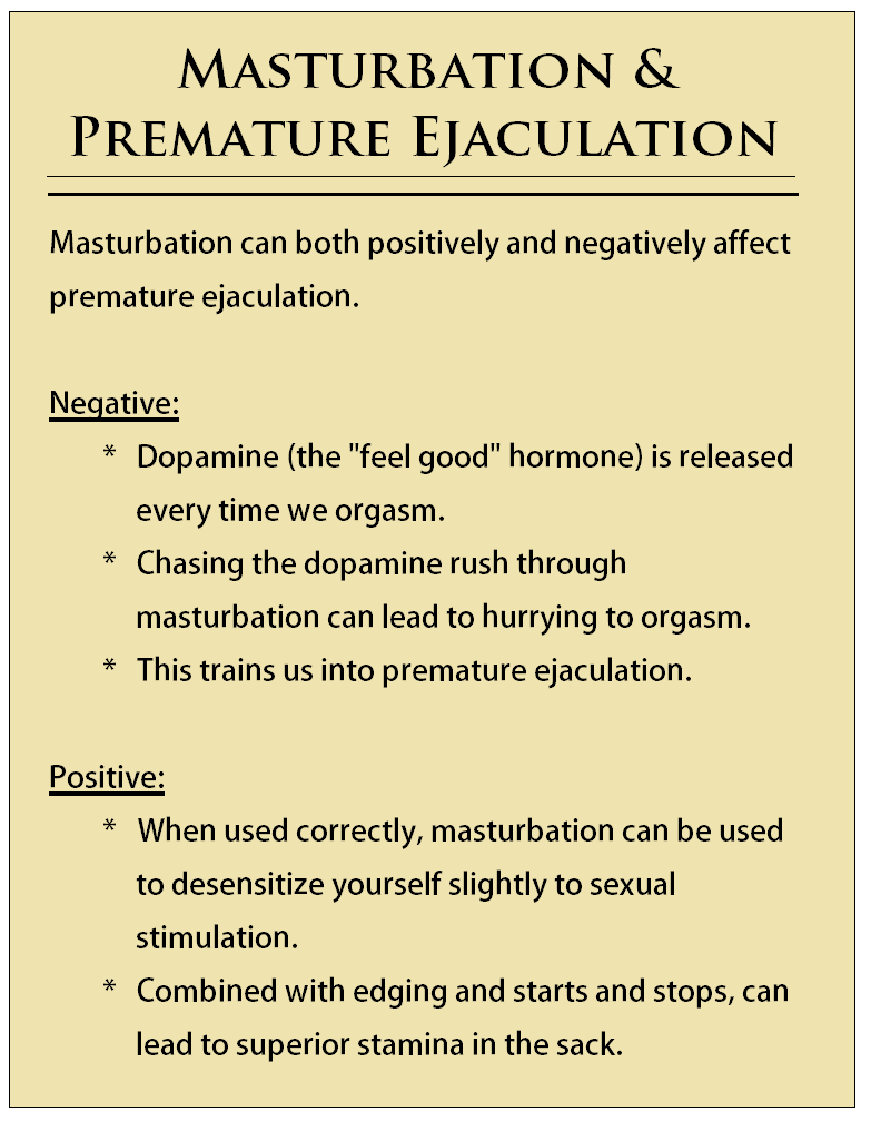 ejaculation Masturbation tips for increasing