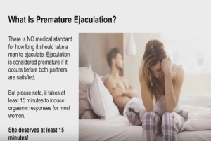 Causes and Treatment for Premature Ejaculation