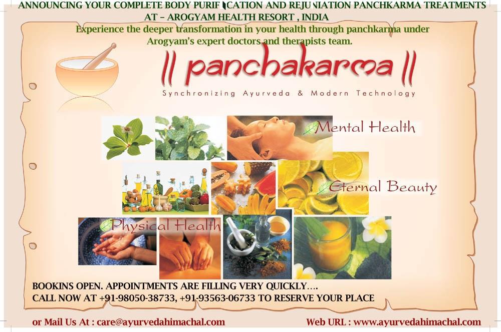 Panchkarma Treatment By Dr Vipul Sharma Lybrate