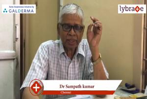 Lybrate | Dr. Sampath kumar speaks on importance of treating acne early.