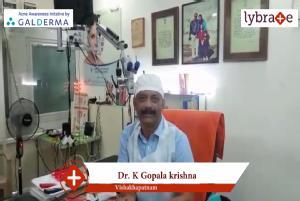 Lybrate | Dr. K gopala krishna speaks on importance of treating acne early.