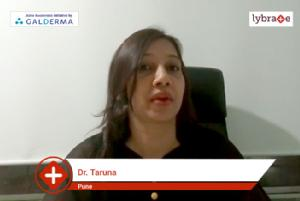 Lybrate   Dr. Taruna speaks on importance of treating acne early