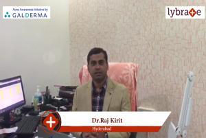 Lybrate | Dr. Raj kirit speaks on importance of treating acne early.