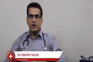 Hello friends, I am Dr Hemant Kadra. I am a pulmonologist. A pulmonologist is a doctor who deals ...