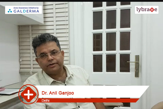 Lybrate | Dr. Anil ganjoo speaks on importance of treating acne early.