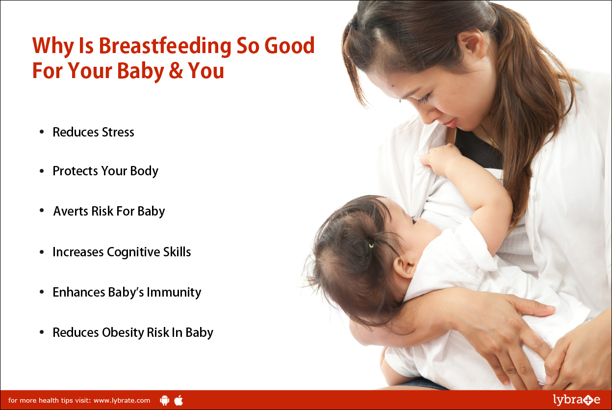 Why Is Breastfeeding Is A Saviour For Your Baby & You | World Breastfeeding Week