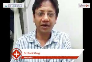 Lybrate | Dr. Rohit garg speaks on importance of treating acne early