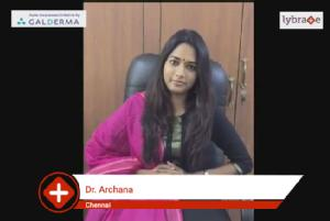 Dr. Archana m speaks on importance of treating acne early.