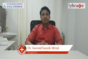 Lybrate   Dr. Govind suresh mittal speaks on importance of treating acne early.
