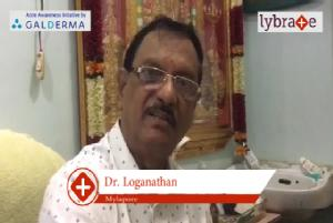 Lybrate   Dr. Loganathan speaks on importance of treating acne early.