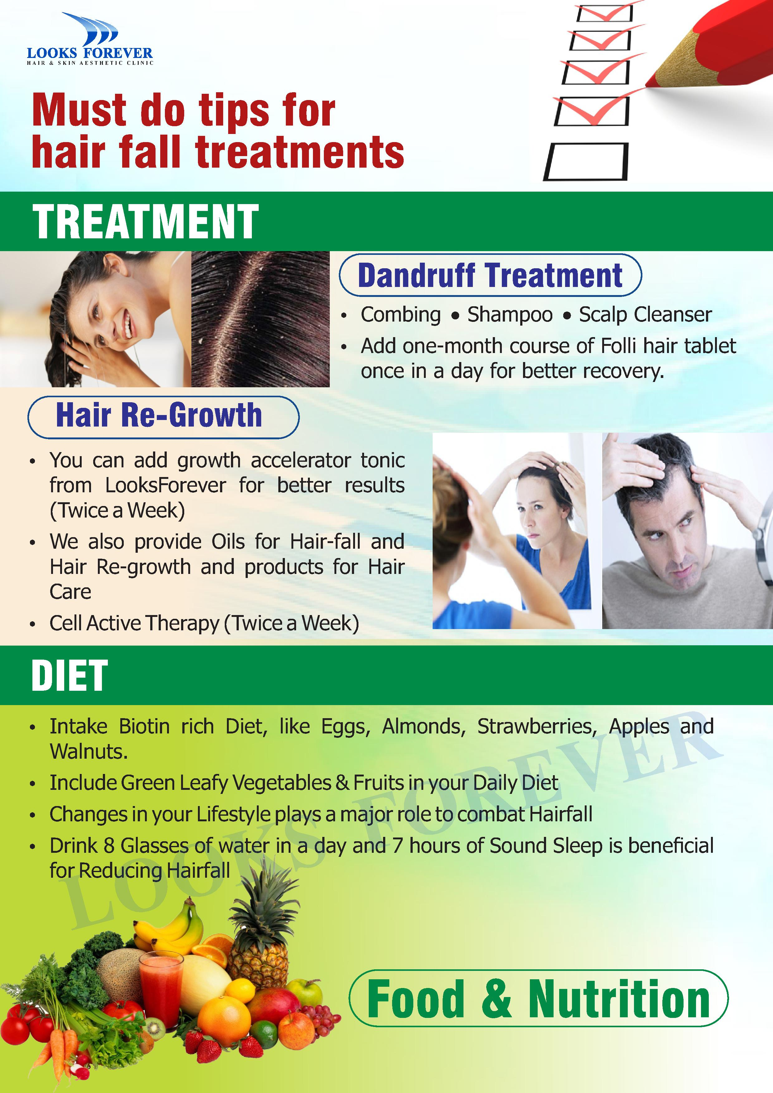 must do tips for hair treatment and care by looks forever hair and