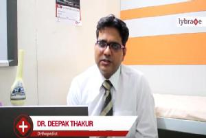 I am Dr Deepak Thakur, senior consultant of joint replacement surgery. My area of specialization ...