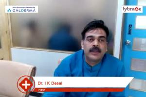 Lybrate | Dr. I k desai speaks on importance of treating acne early.