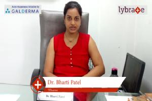 Lybrate | Dr. Bharti patel speaks on importance of treating acne early.