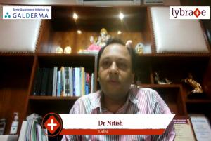 Lybrate | Dr. Nitish speaks on importance of treating acne early.
