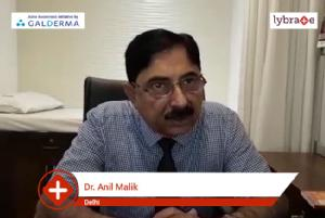 Lybrate | Dr. Anil malik speaks on importance of treating acne early