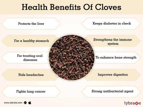 Benefits of Cloves And Its Side Effects