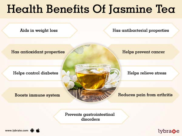 Benefits Of Jasmine Tea And Its Side Effects Lybrate