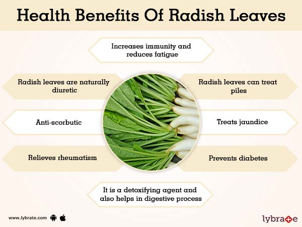 10 Amazing Daikon Radish Health Benefits