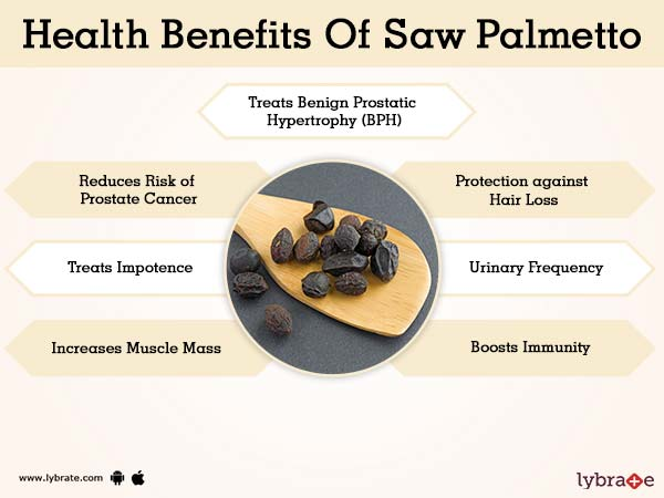 Benefits Of Saw Palmetto And Its Side Effects Lybrate