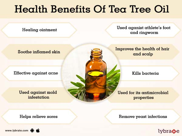 Benefits Of Tea Tree Oil And Its Side Effects Lybrate