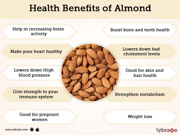 Almond Benefits And Its Side Effects Lybrate