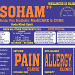 SOHAM - The Clinic for Holistic Medicare & Cure Image 1