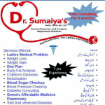 Dr Sumaiya Registered Dietitian And General Physician Clinic Image 1