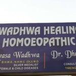 Wadhwa Healing Touch Homoeopathic Clinics Image 1