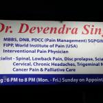Devendra Singh Interventinal Pain Management Image 1