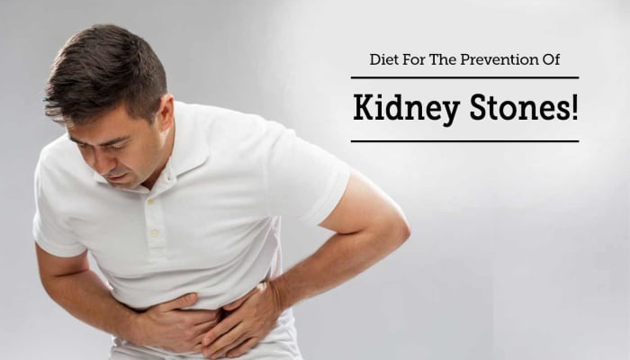 Diet For The Prevention Of Kidney Stones!