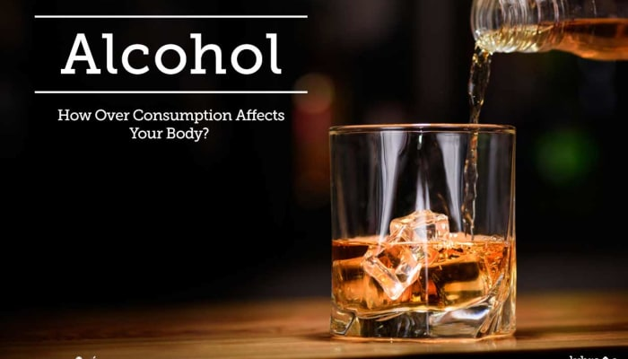 Alcohol - How Over Consumption Affects Your Body?