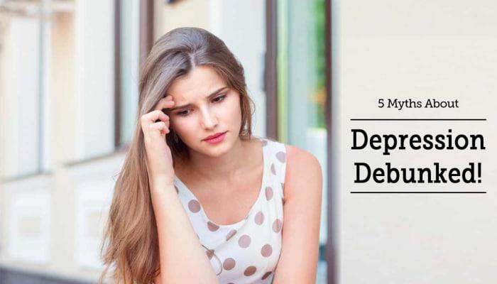 5 Myths About Depression Debunked!