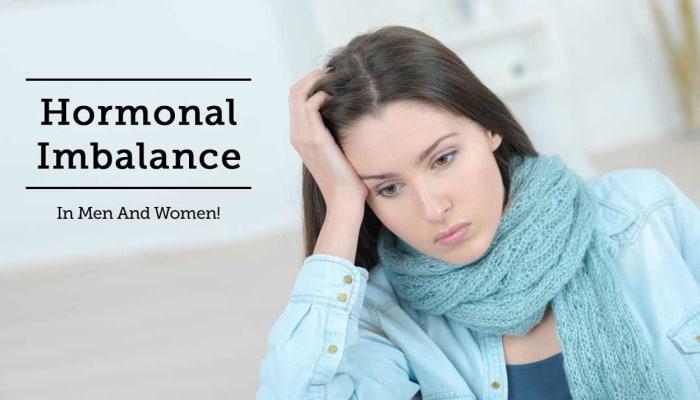 Hormonal Imbalance In Men And Women!