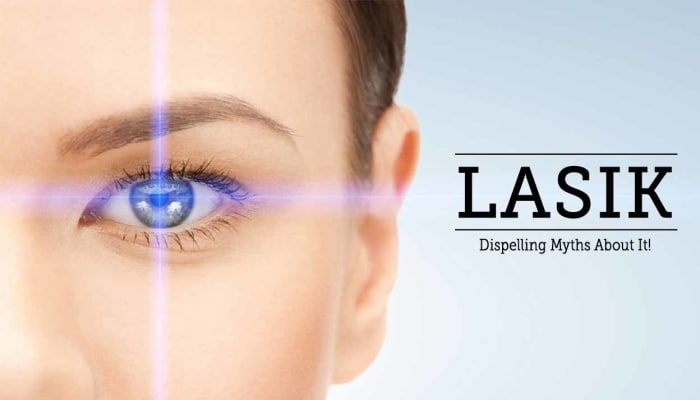 LASIK - Dispelling Myths About It!