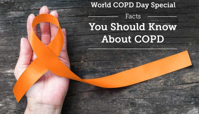 World COPD Day Special - Facts You Should Know About COPD