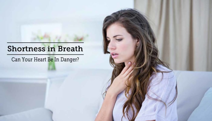 Shortness in Breath - Can Your Heart Be In Danger?