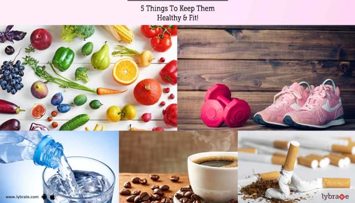 Kidney - 5 Things To Keep Them Healthy & Fit!